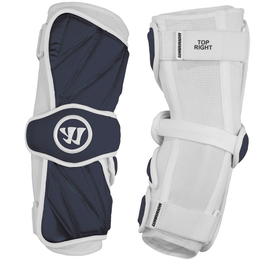 Best-Warrior Regulator Arm Guard Lacrosse Arm Pads-size-weight-colors