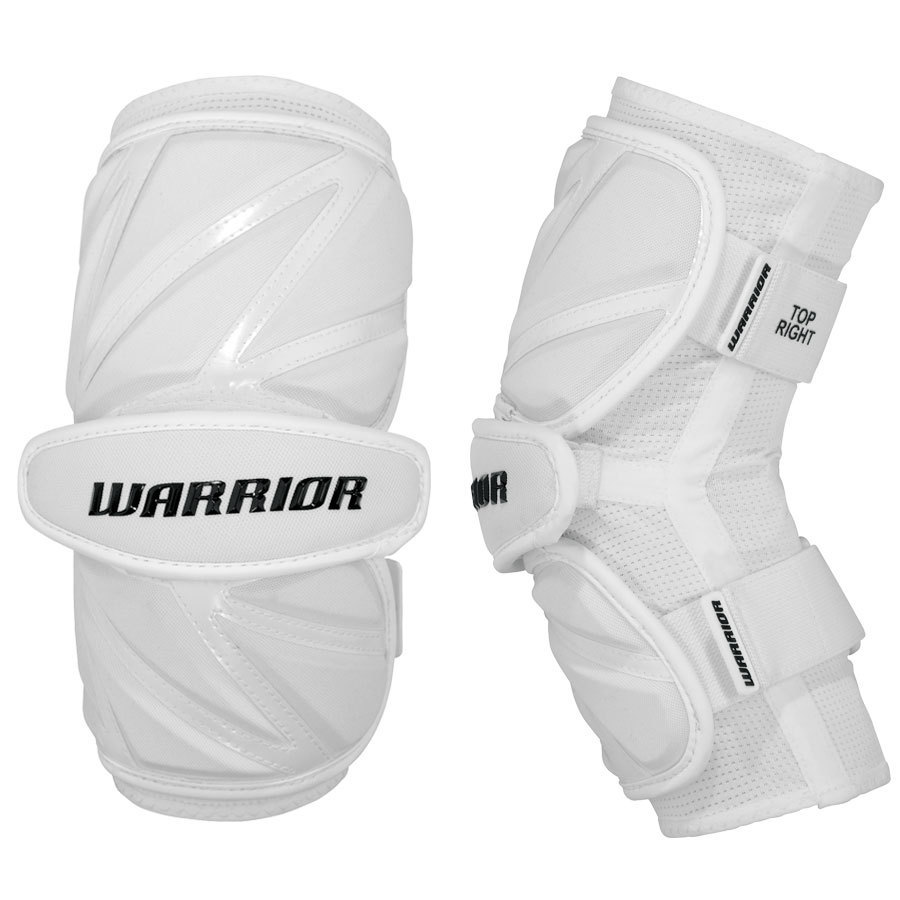 Best-Warrior Regulator Arm Pad Lacrosse Arm Pads-size-weight-colors