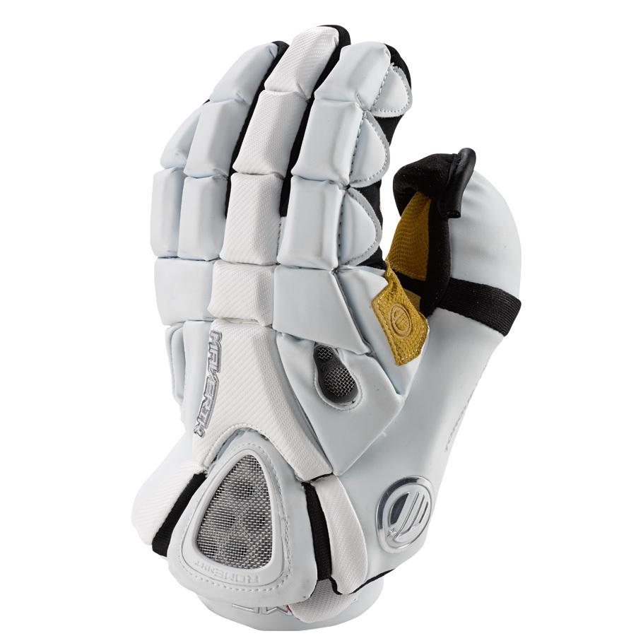 Best-Maverik Rome NXT Goalie Lacrosse Gloves-size-weight-colors