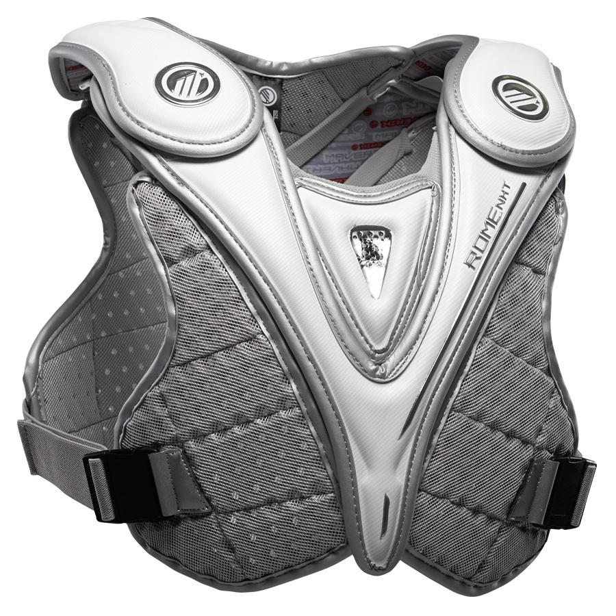 Best-Maverik Rome NXT Speed Pad Lacrosse Shoulder Pads-size-weight-colors