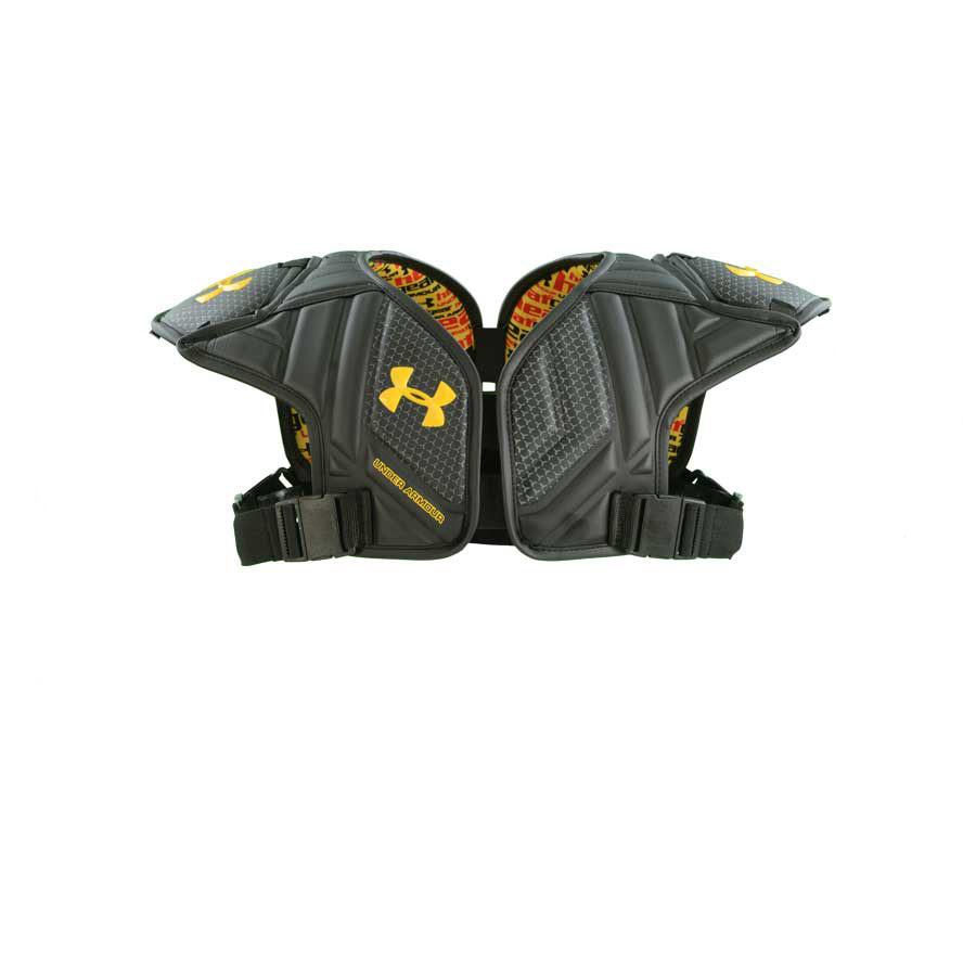 Best-Under Armour Player SS SP Liner Lacrosse Shoulder Pads-size-weight-colors