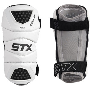 Best-STX Cell 3 Arm Pads Lacrosse Arm Pads-size-weight-colors