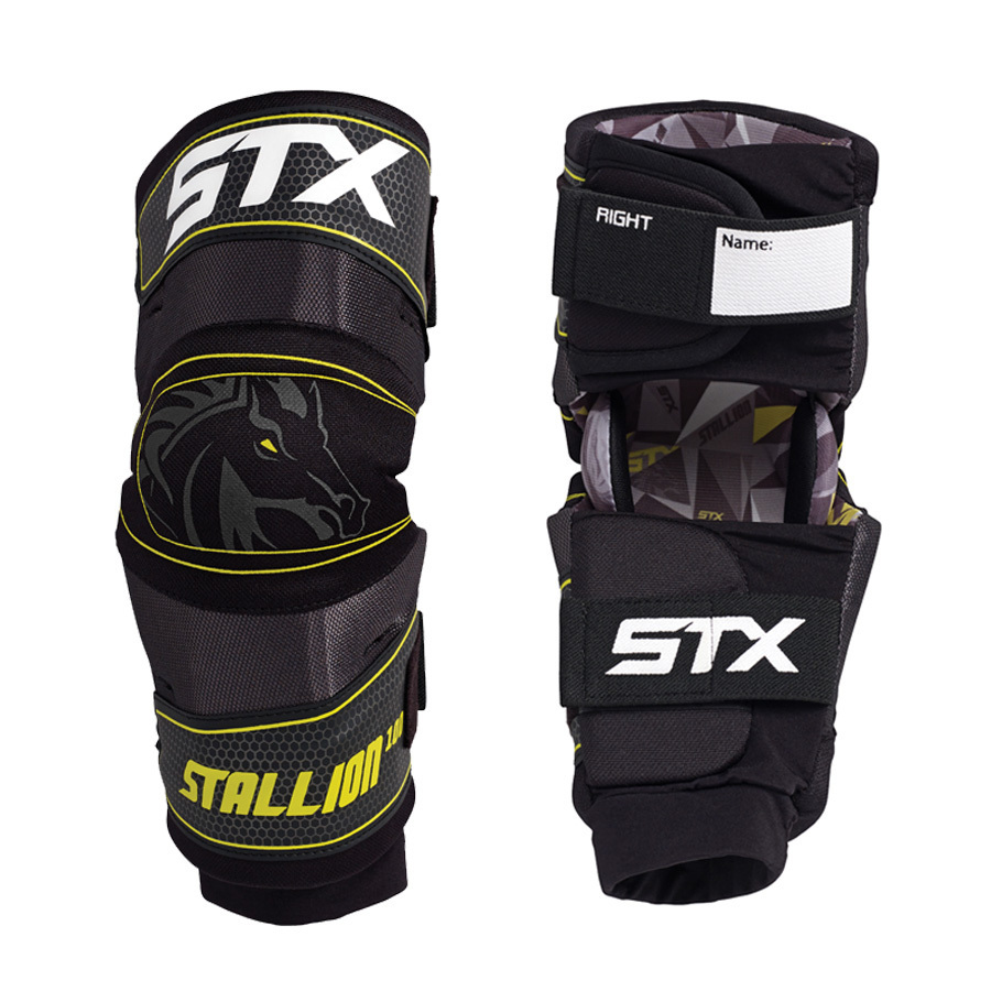 Best-STX Stallion 100 Arm Pads Lacrosse Arm Pads-size-weight-colors