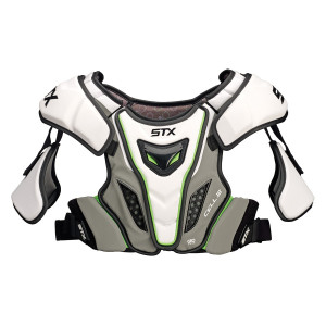 Best-STX Cell 3 Shoulder Pad Lacrosse Shoulder Pads-size-weight-colors