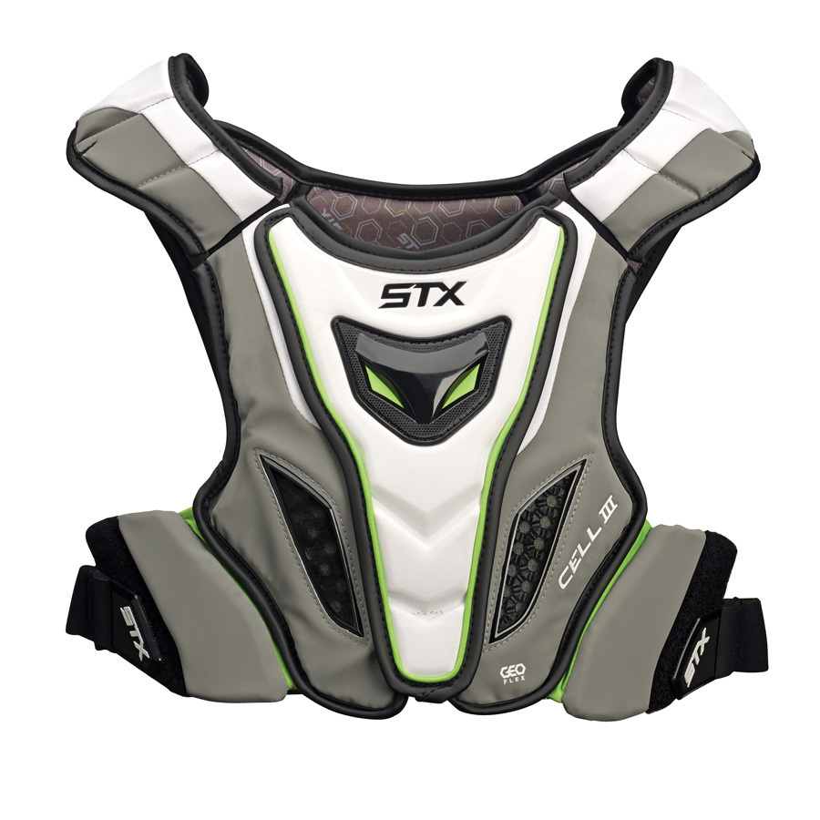 Best-STX Cell 3 Shoulder Pad Liner Lacrosse Shoulder Pads-size-weight-colors