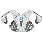 Warrior Evo Hitlyte Lacrosse Shoulder Pads Review