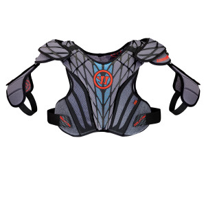 Best-Warrior Burn Hitman 15 Lacrosse Shoulder Pads-size-weight-colors