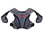 Warrior Burn Hitlyte 15 Lacrosse Shoulder Pads Review