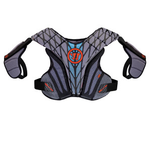 Best-Warrior Burn Hitlyte 15 Lacrosse Shoulder Pads-size-weight-colors