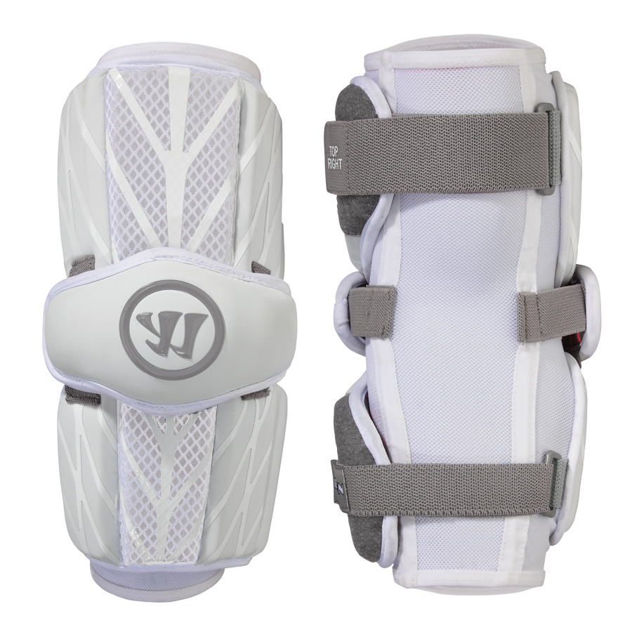 Best-Warrior Burn Arm Guard 15 Lacrosse Arm Pads-size-weight-colors