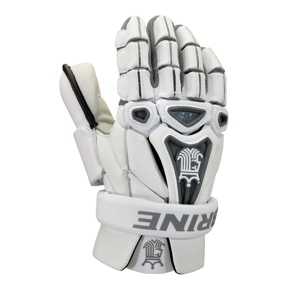 Best-Brine King V Goalie Glove Lacrosse Gloves-size-weight-colors