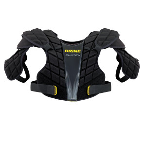 Best-Brine Clutch Shoulder Pad Lacrosse Shoulder Pads-size-weight-colors