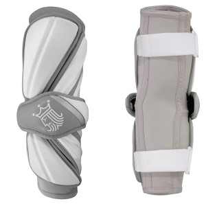 Best-Brine King V Arm Guard Lacrosse Arm Pads-size-weight-colors
