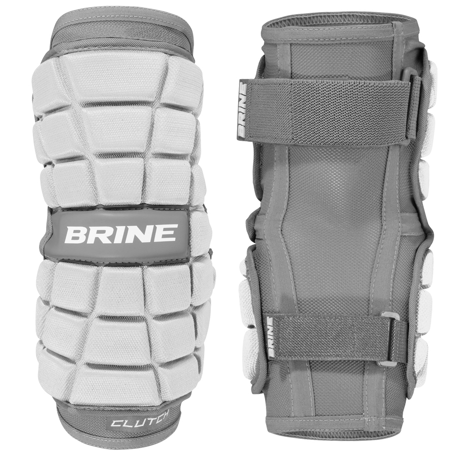Best-Brine Clutch Arm Pad Lacrosse Arm Pads-size-weight-colors