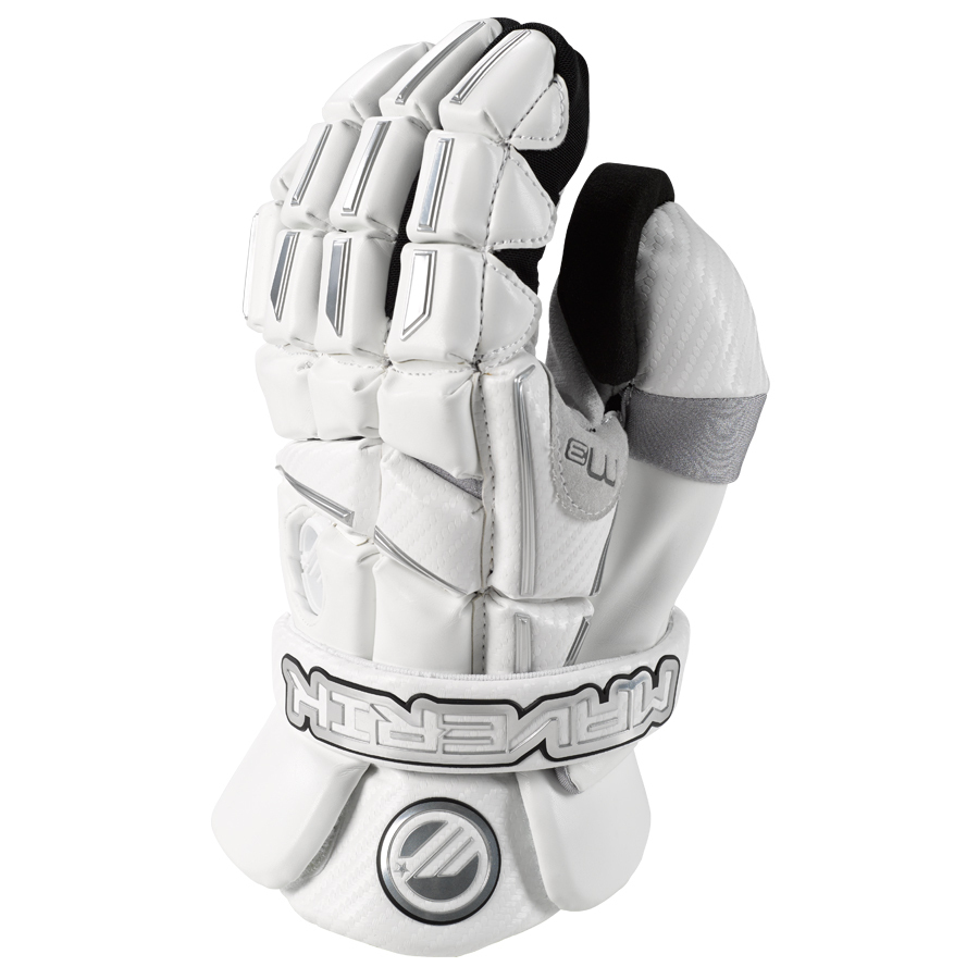 Best-Maverik M3 Goalie Glove Lacrosse Gloves-size-weight-colors