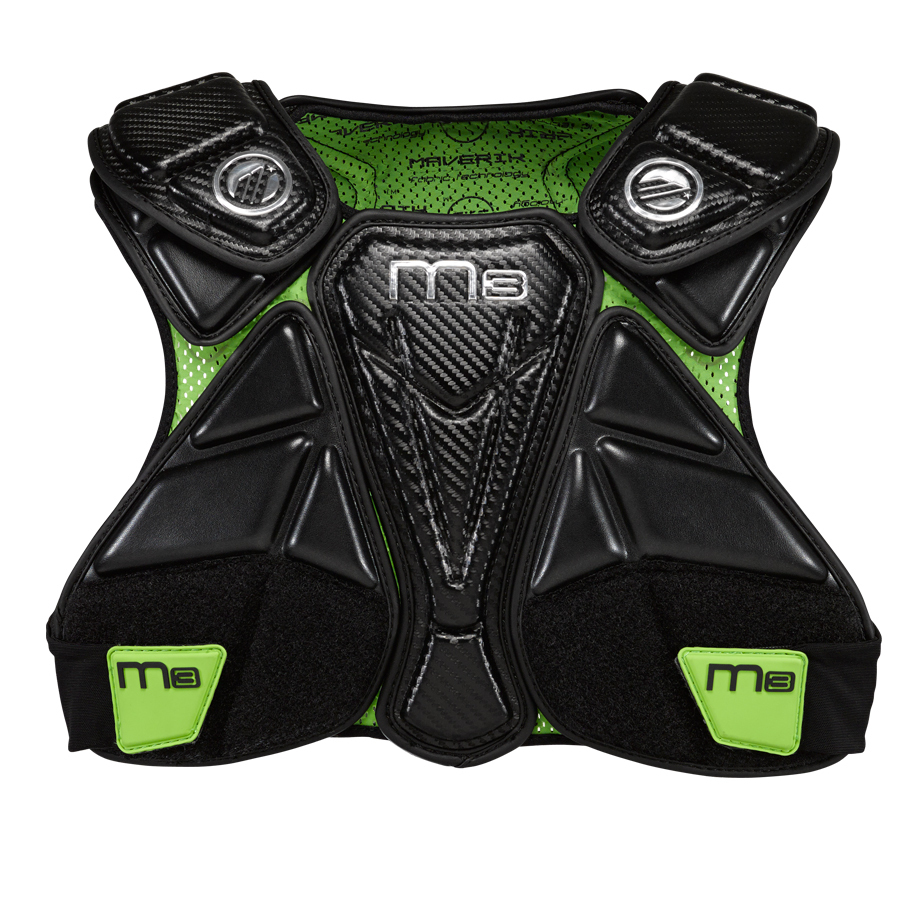 Best-Maverik M3 Speed Shoulder Pad Lacrosse Shoulder Pads-size-weight-colors