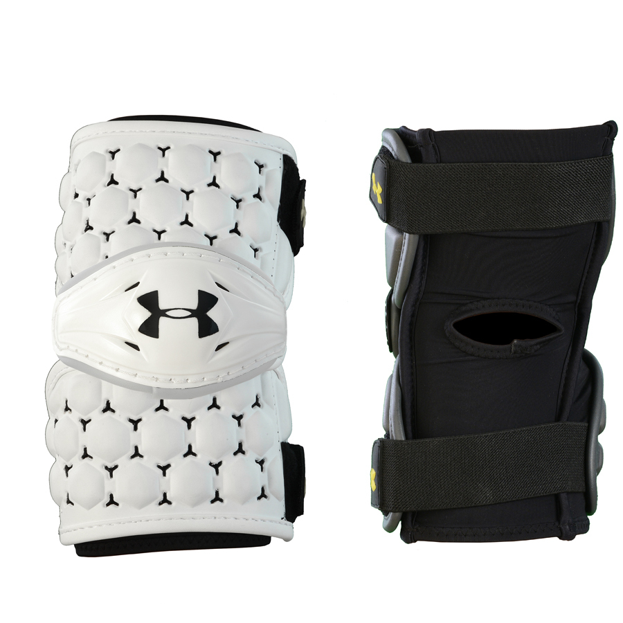 Best-Under Armour VFT Arm Pads Lacrosse Arm Pads-size-weight-colors