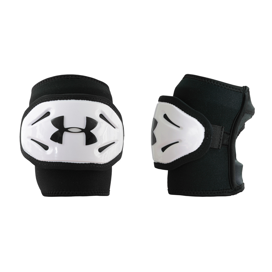 Best-Under Armour Revenant Cap Lacrosse Arm Pads-size-weight-colors