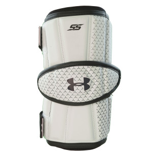 Best-Under Armour Player SS Arm Pads Lacrosse Arm Pads-size-weight-colors