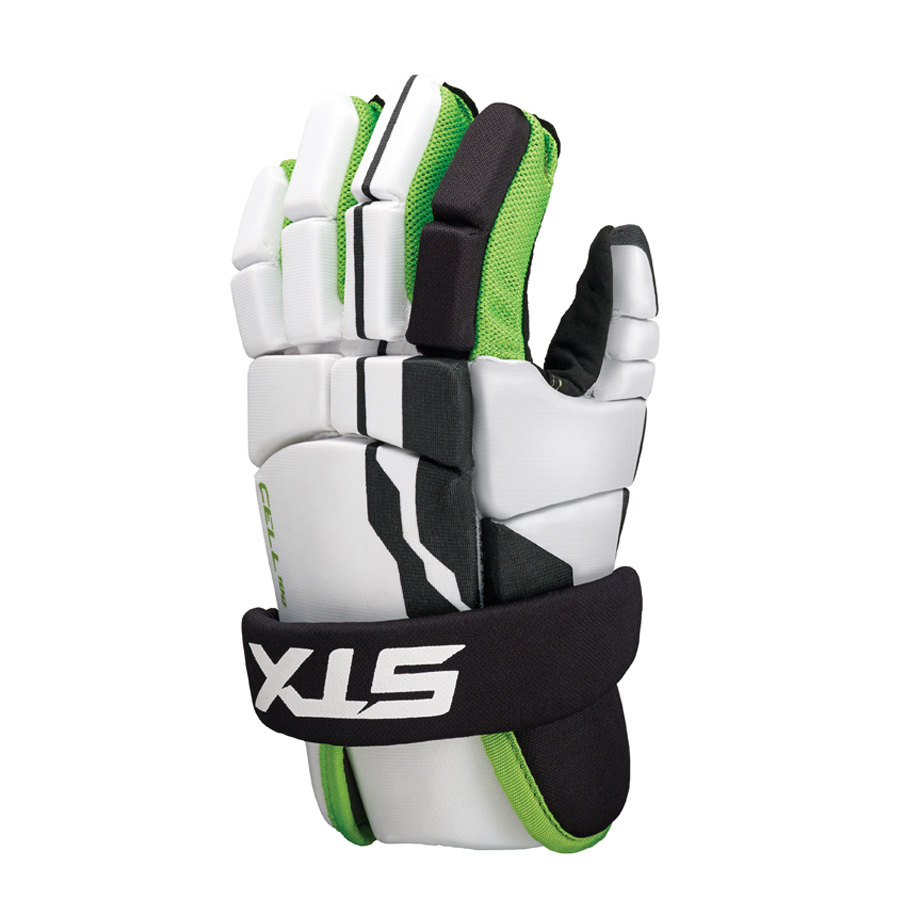 Best-STX Cell 100 Gloves Lacrosse Gloves-size-weight-colors