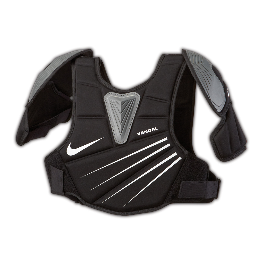 Best-Nike Vandal SP Lacrosse Shoulder Pads-size-weight-colors