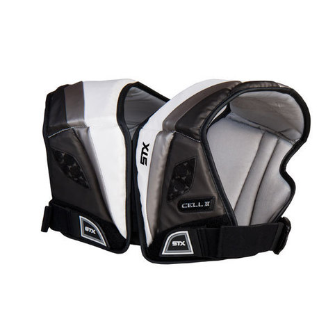 Best-STX Cell 2 Liner Lacrosse Shoulder Pads-size-weight-colors