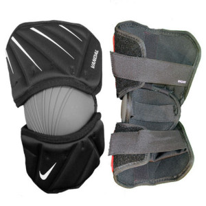 Best-Nike Vandal Armguard Lacrosse Arm Pads-size-weight-colors