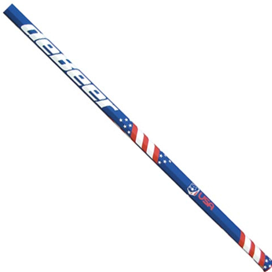 Best-DeBeer Team USA Elite Lacrosse Womens Shafts-girls-lacrosse-stick-for-youth- advanced