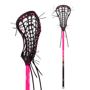 Best-Brine Mantra 3 w. Flip Grip Limited Edition Lacrosse Womens Complete Sticks-girls-lacrosse-stick-for-youth- advanced