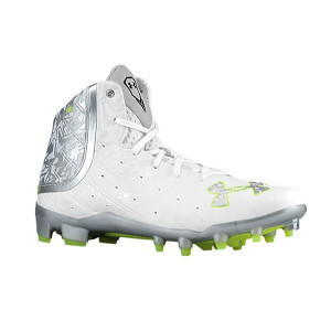Best-Under Armour Banshee Mid MC Lacrosse Footwear-size-weight-colors