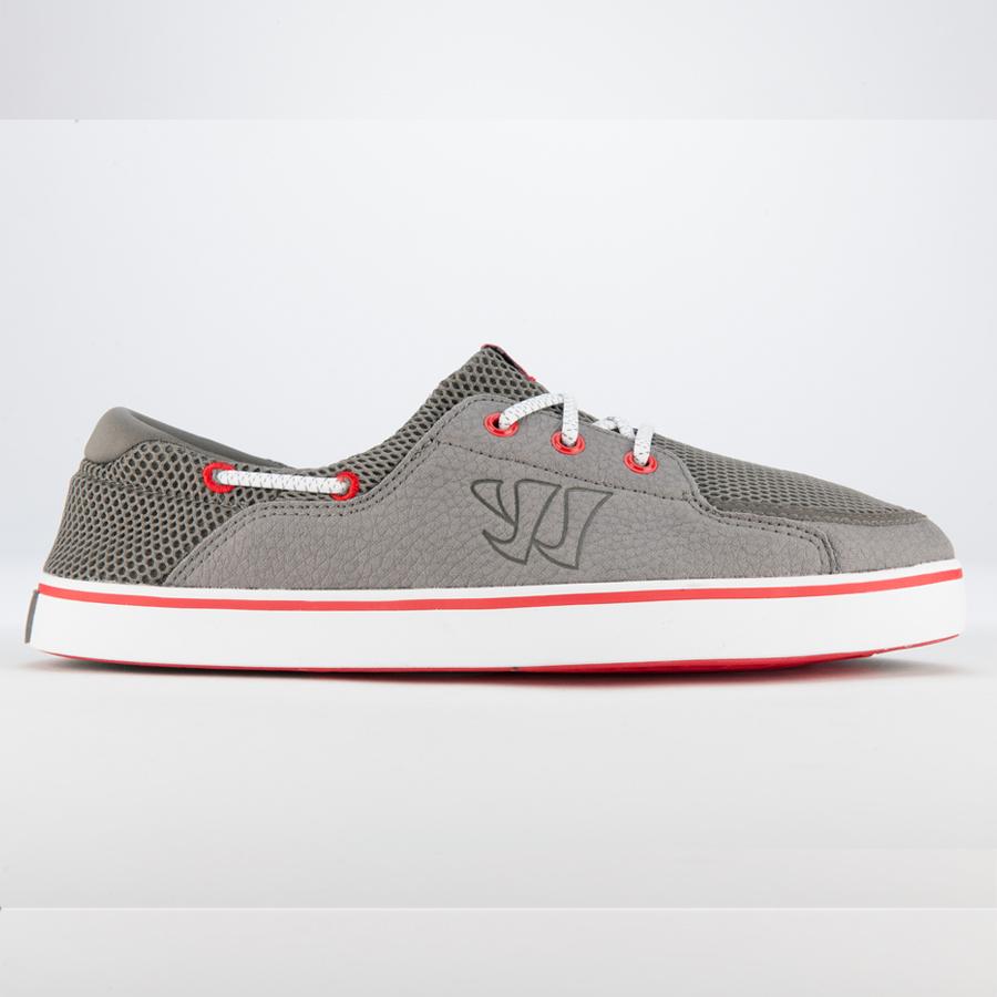 Best-Warrior Coxswain Grey Lacrosse Shoes Lacrosse Footwear-size-weight-colors