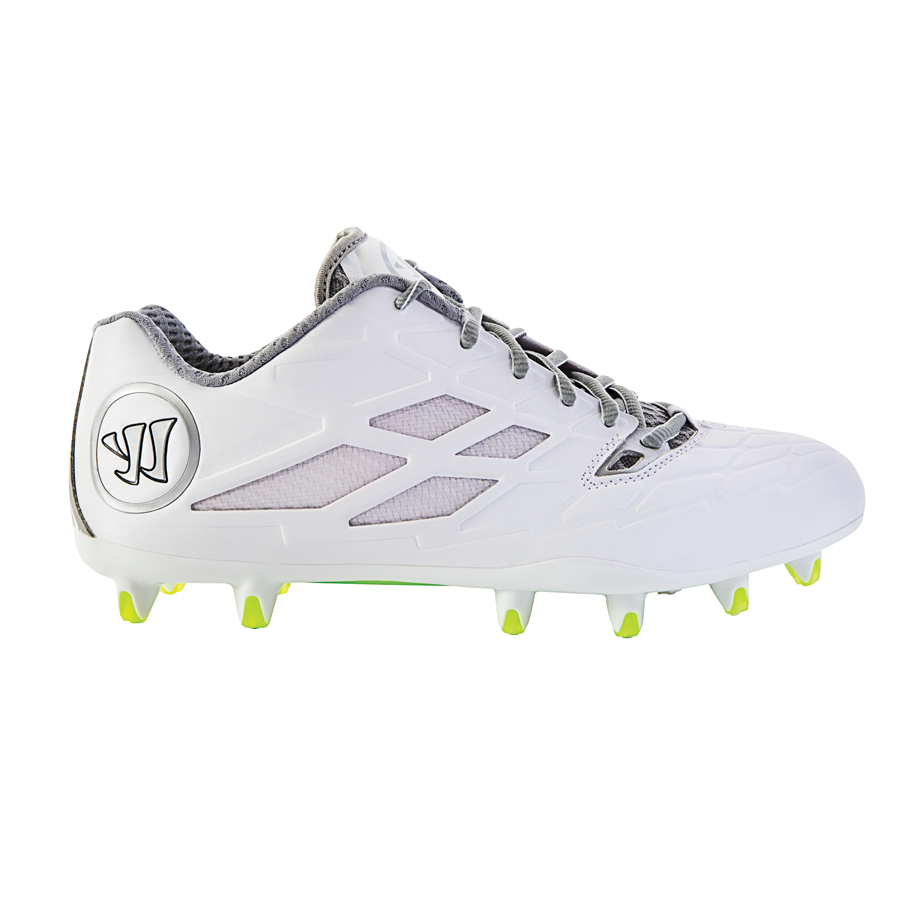 Best-Warrior Burn 8.0 Low Lacrosse Footwear-size-weight-colors
