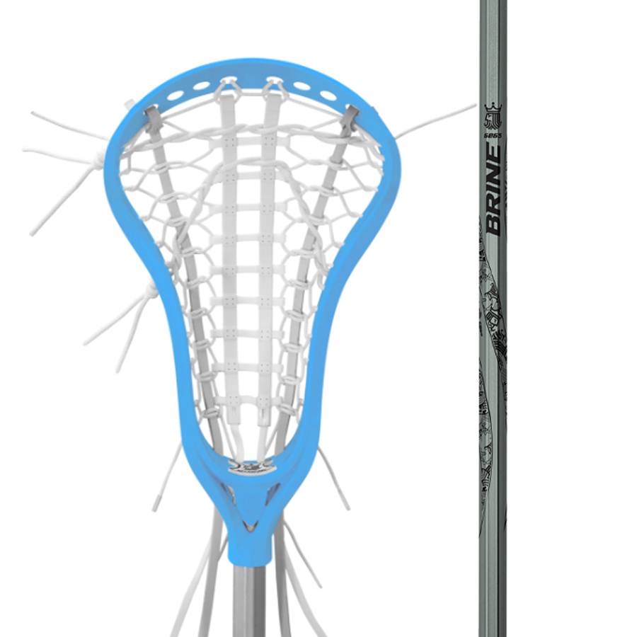 Best-Brine Dynasty Complete Stick Lacrosse Womens Complete Sticks-girls-lacrosse-stick-for-youth- advanced