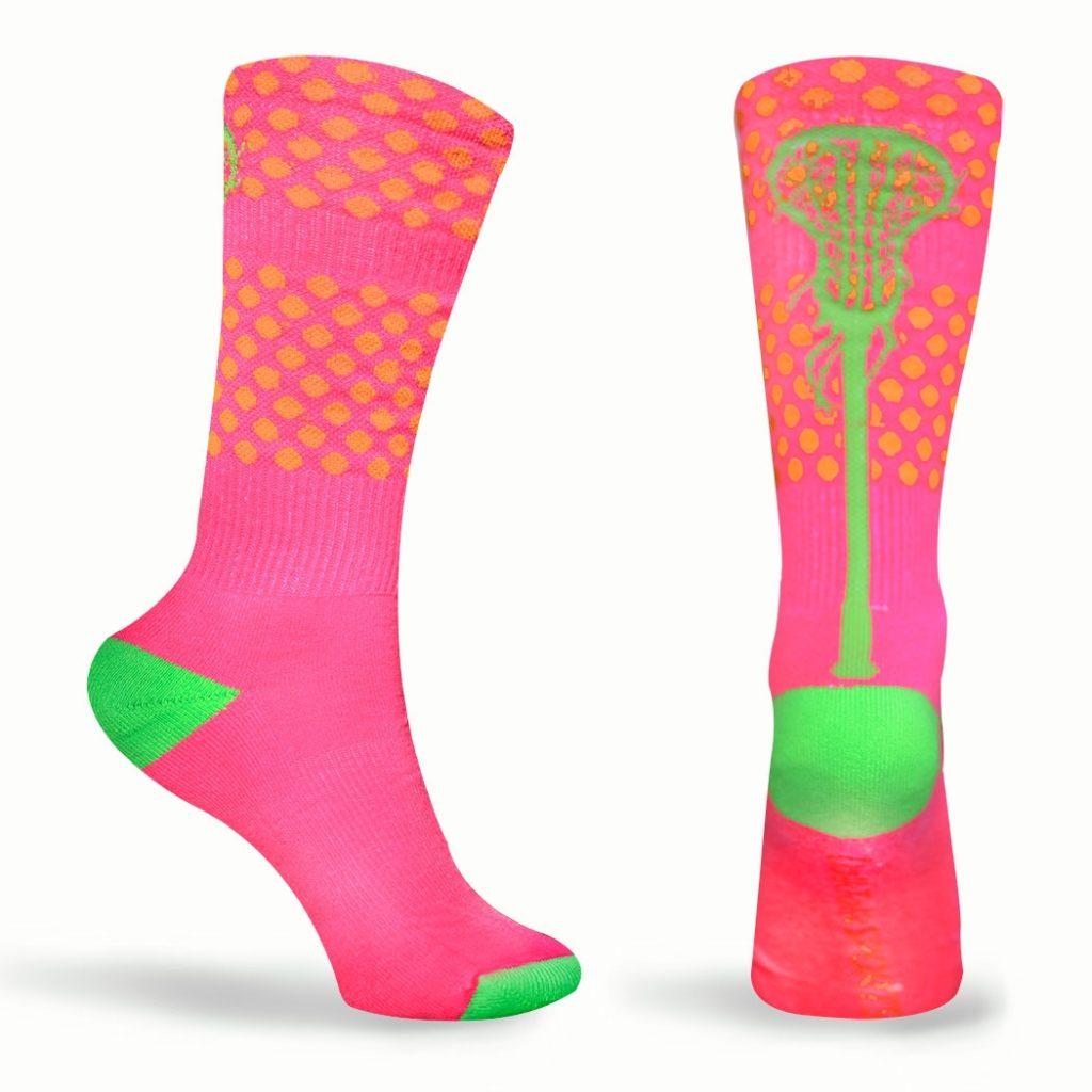 cheap-girls-lacrosse-socks