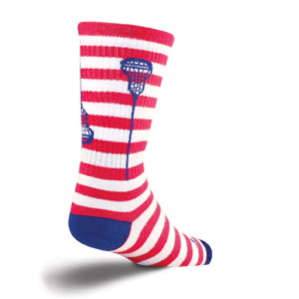 best-youth-lacrosse-socks-flag