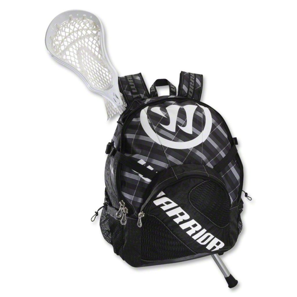Warrior Jet Pack Lacrosse Bag Lacrosse Scoop